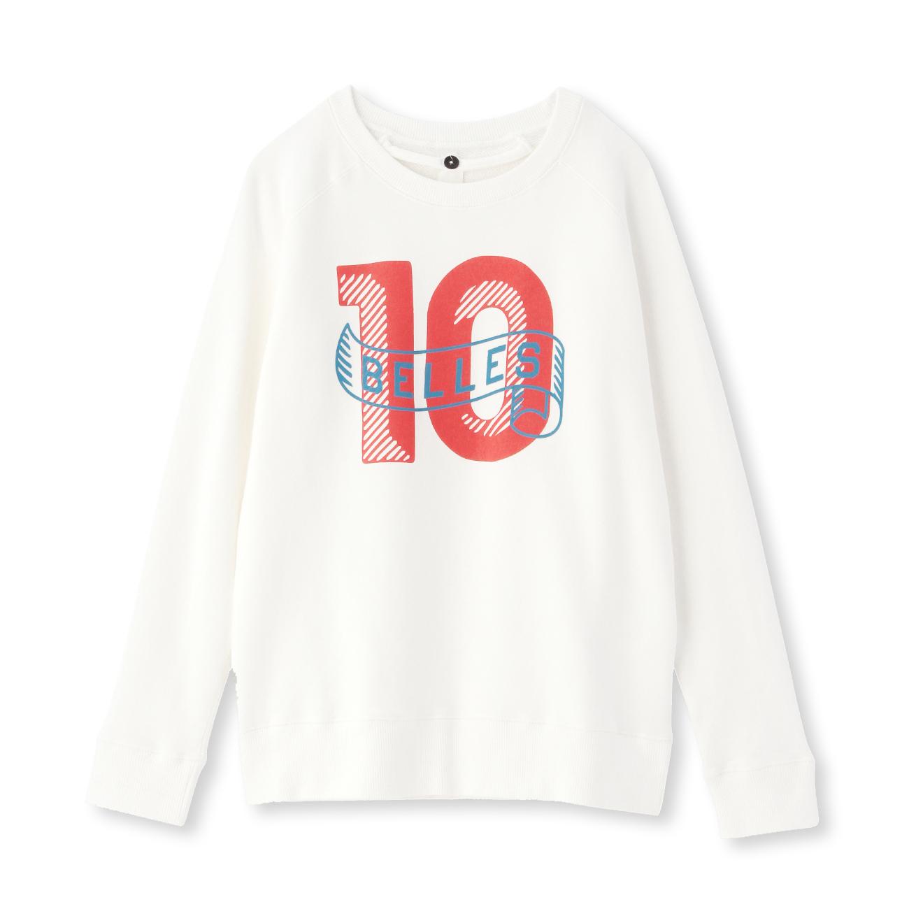 【aquagirl (アクアガール)】20周年別注アイテム VENERTA knitwear プルオーバーレディース トップス|その他トップス ホワイト