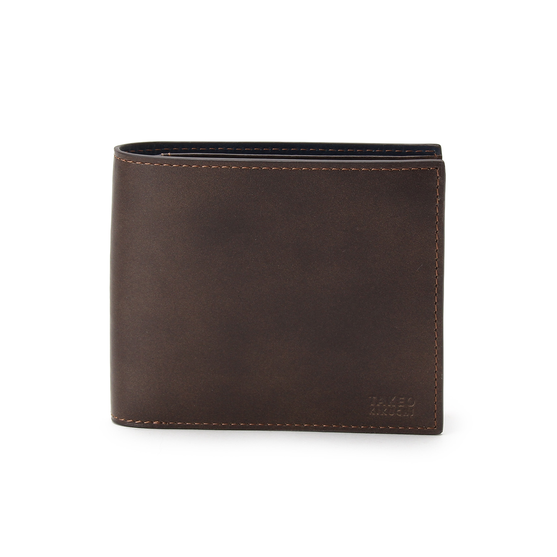 TAKEO KIKUCHI (タケオキクチ) Tアンティーク二つ折り財布