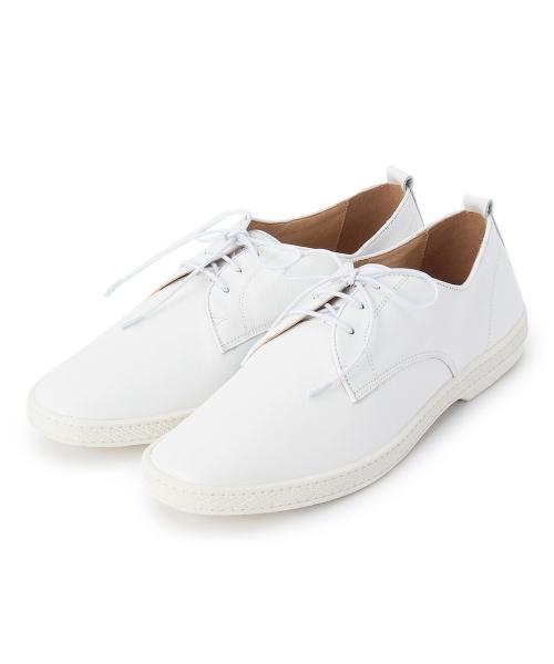 レザースニーカー靴