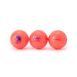 <WORLD> ゴルフボール(3個セット)