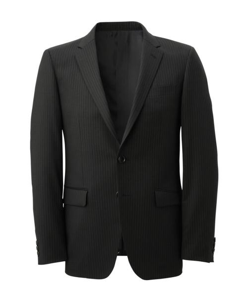 ツイルストライプドレスジャケット