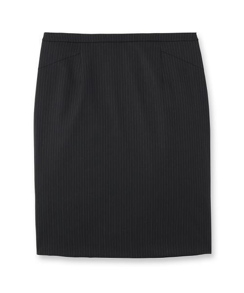 [L]ピュールストライプスカート