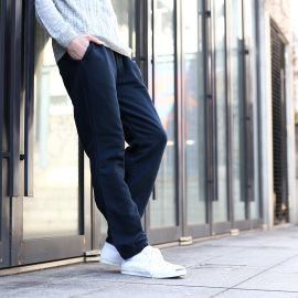 <ワールド> basic sweat long pants画像