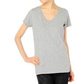 <ワールド> inner light v neck ts画像