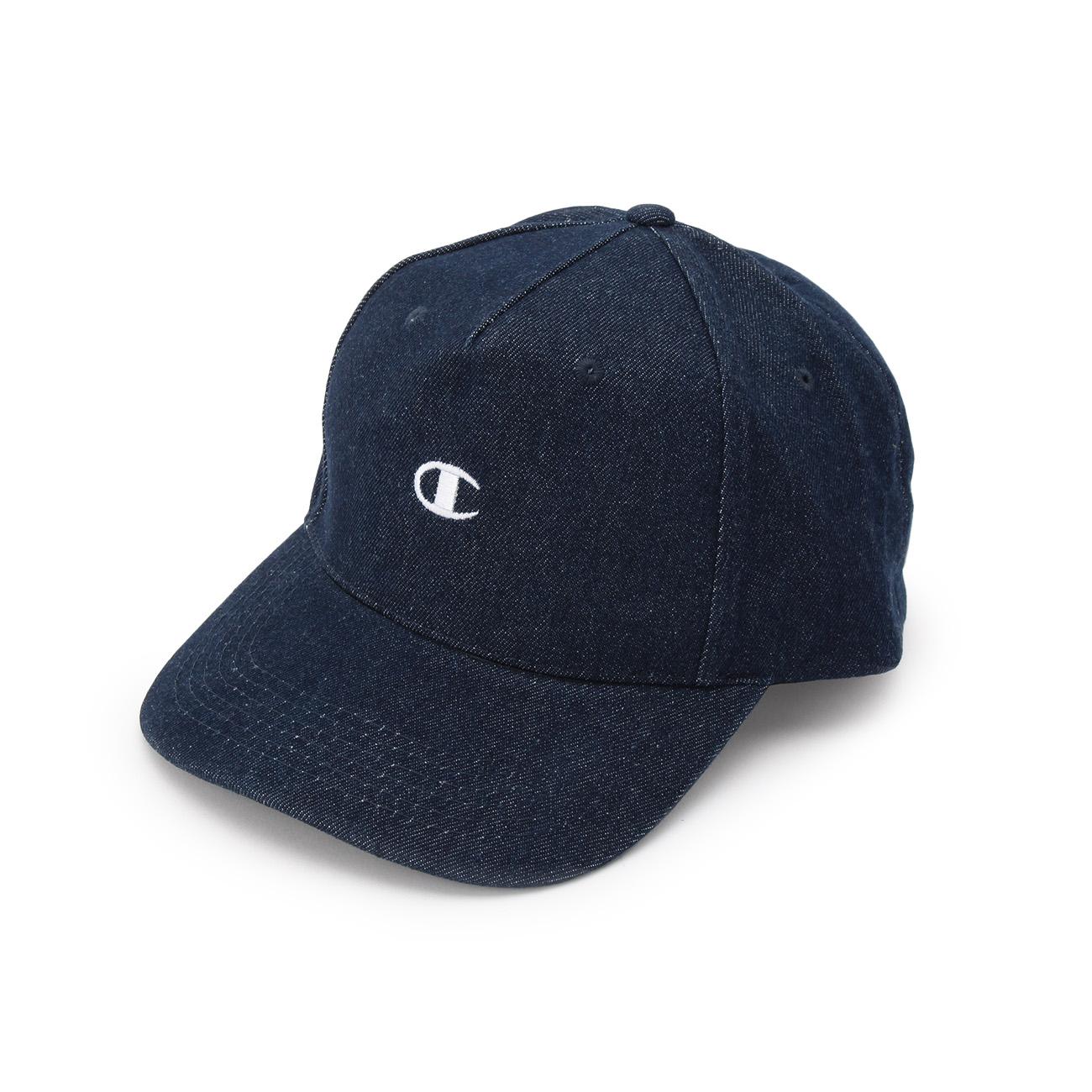 【BASECONTROL (ベース コントロール)】【ユニセックス】CHAMPION/チャンピオン ロゴキャップメンズ 帽子|キャップ ネイビー