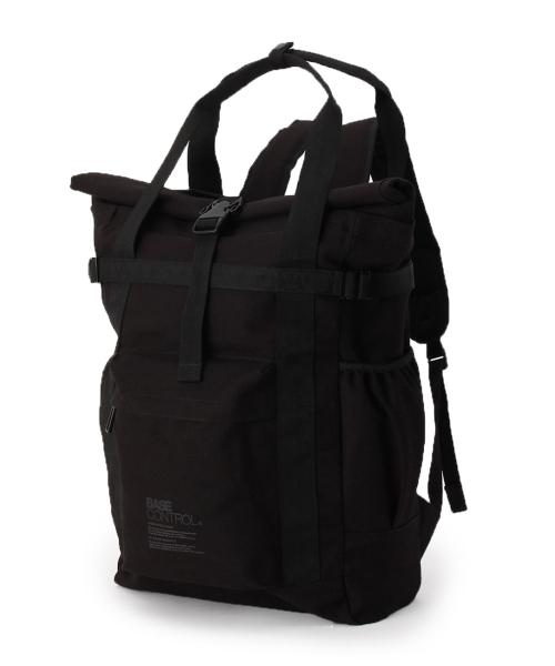 【ユニセックス】コットンツイル 2wayトートバッグ