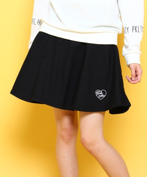 ツイルストレッチスカート