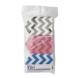 <ワールド> Vari キッチンスポンジ3色セット