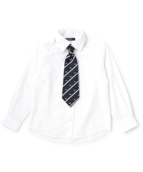 ◆ネクタイ付シャツ