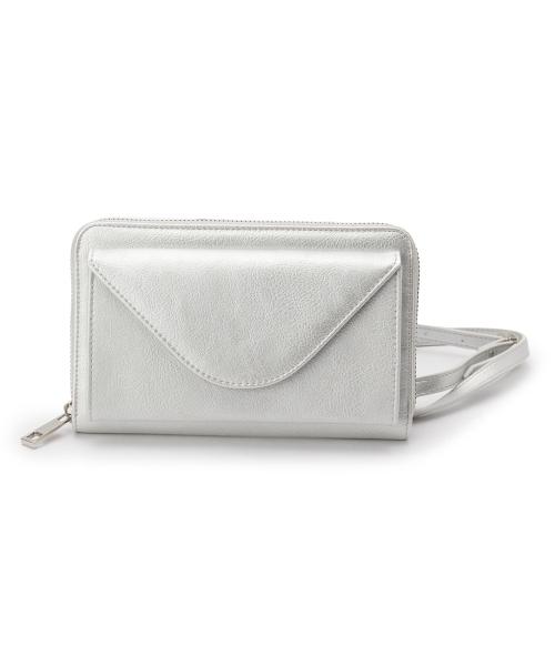 レターポケットお財布ショルダーバッグ