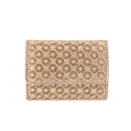 <ワールド> GIRASOLE[ジラソーレ]ミニ三つ折財布