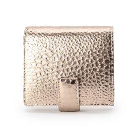 <WORLD> GATTOPARDO(ガトーパルド)薄型二つ折り財布