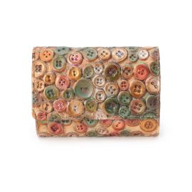 <WORLD> ERENDHIRA(エレンディラ)ミニ三つ折財布