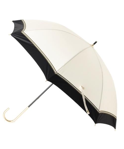 バイカラー晴雨兼用傘(長傘)