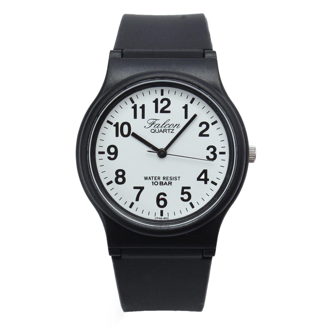 【grove (グローブ)】【WEB限定】Q&Qプラスチックバンド腕時計レディース 雑貨|腕時計 ブラック