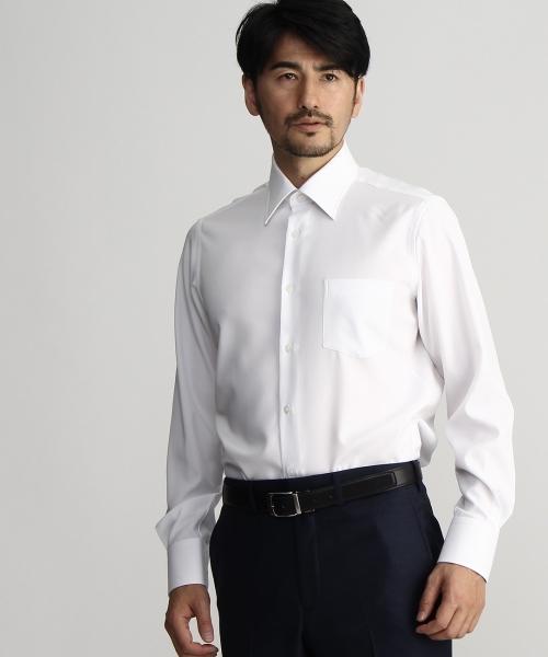 ピンヘッドスーパードライレギュラーカラーシャツ