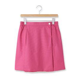 <ワールド> リバーシブルラップスカート