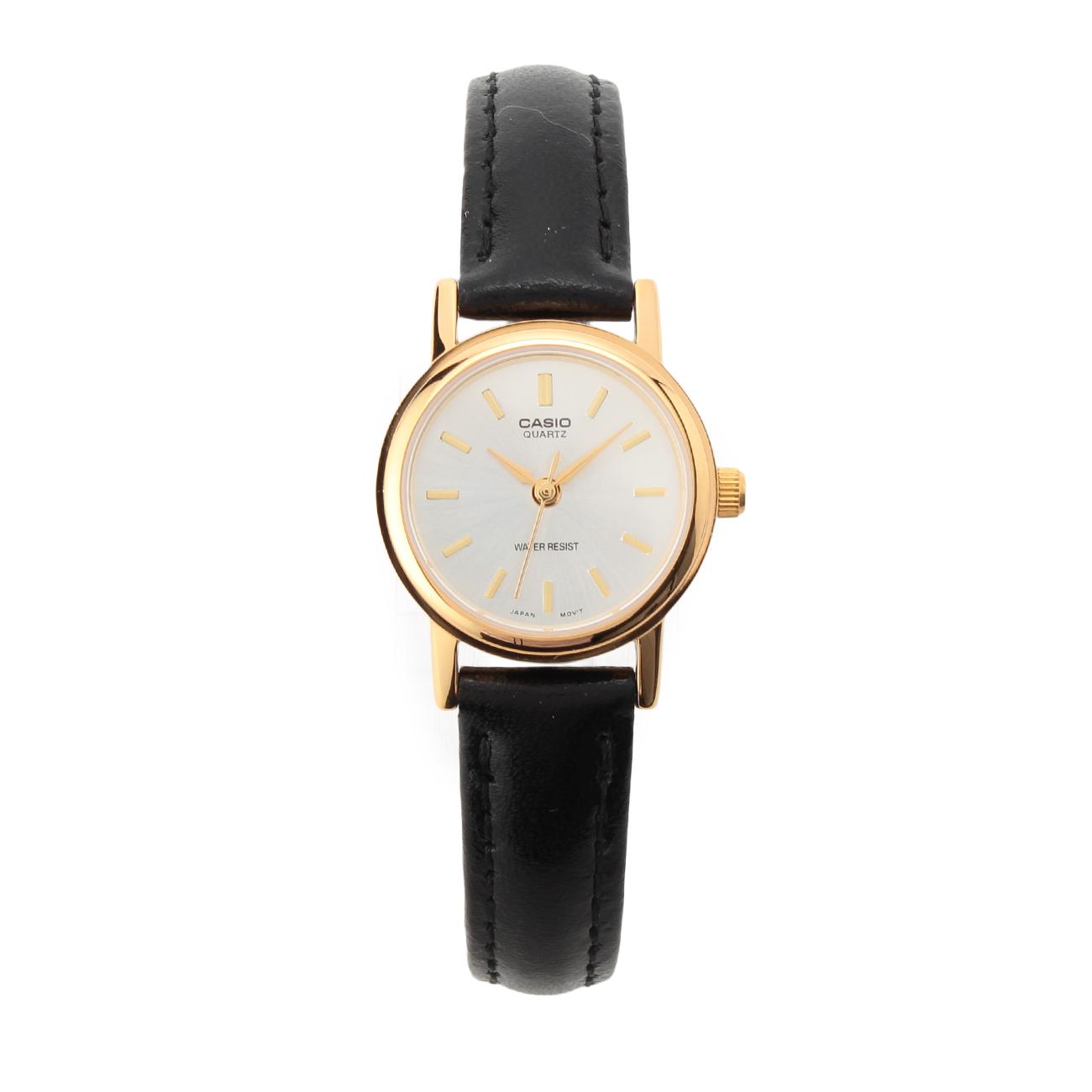 【OPAQUE.CLIP (オペークドットクリップ)】メタリックフレーム腕時計レディース 雑貨|腕時計 ホワイト
