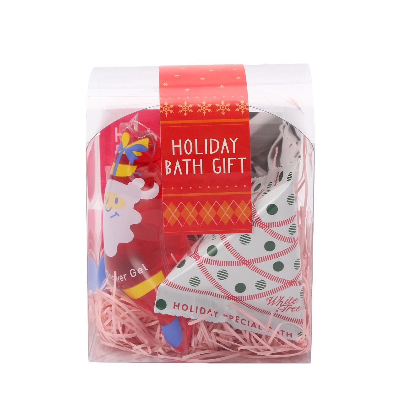 【grove (グローブ)】クリスマスバブルバスギフトレディース ビューティー・コスメ|ボディケア ピンク
