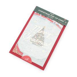 <ワールド> People クリスマスポップアップカード