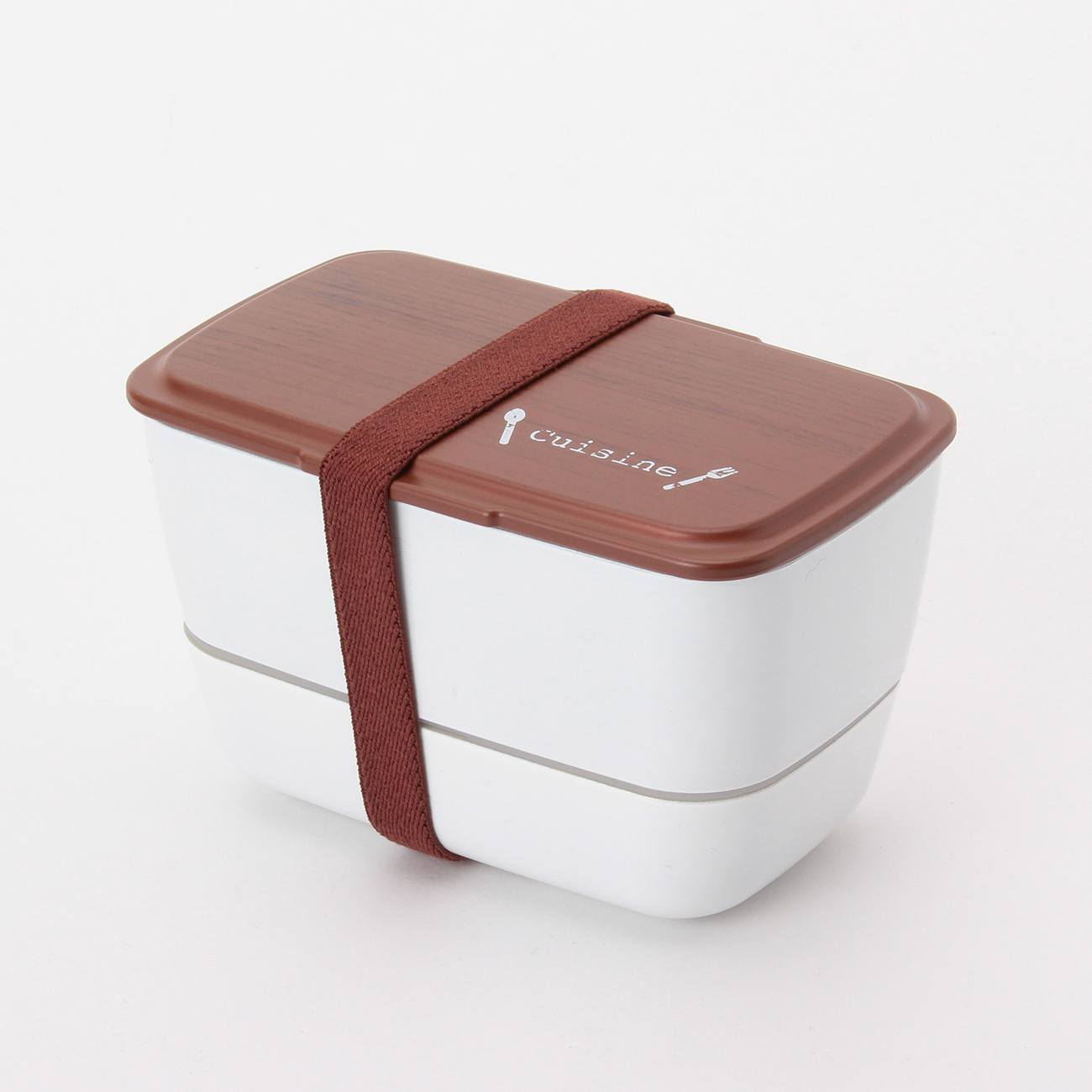 【grove (グローブ)】COOL BENTO 2段お弁当箱レディース キッチン・テーブルウェア|キッチン雑貨 キャメル